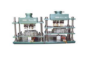 固定式T型(带导孔板、底座、气缸)